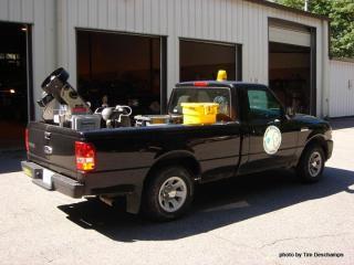 Ultra Low Volume (ULV) Spray Truck