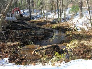 Ditch Restoration