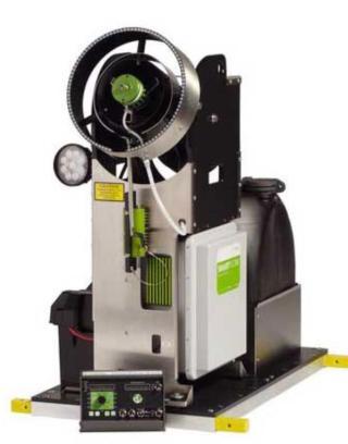 Ultra-Low Volume Spray Machine